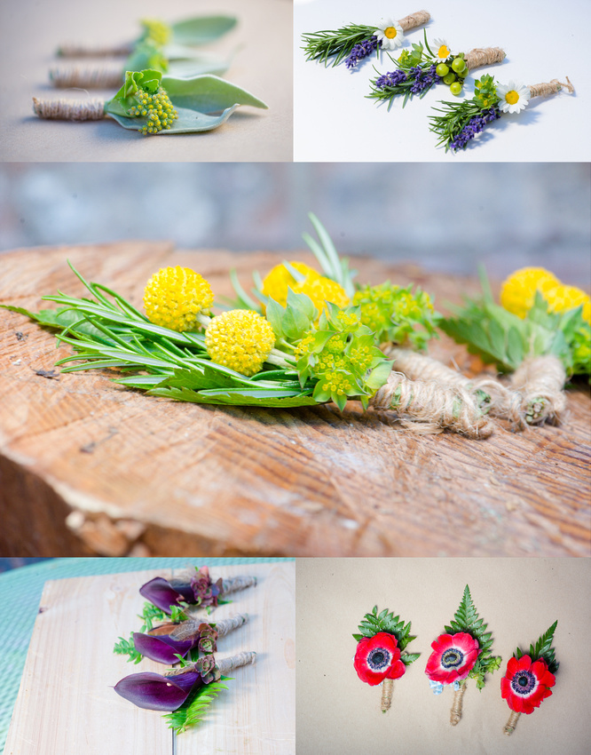 The Little Things Floral - Boutonnieres