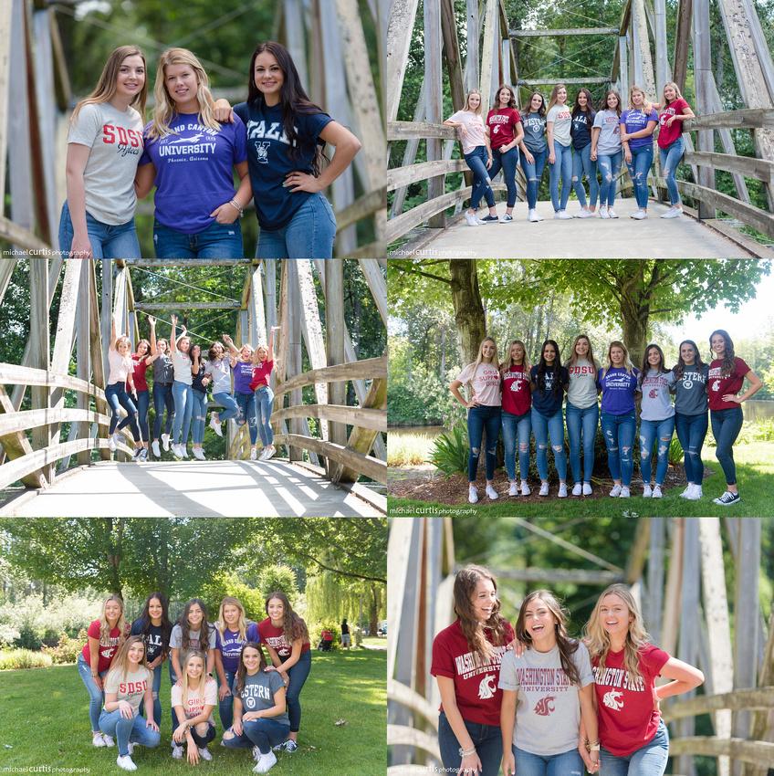 grads, graduation,bothell, high school, senior pictures, photo shoot