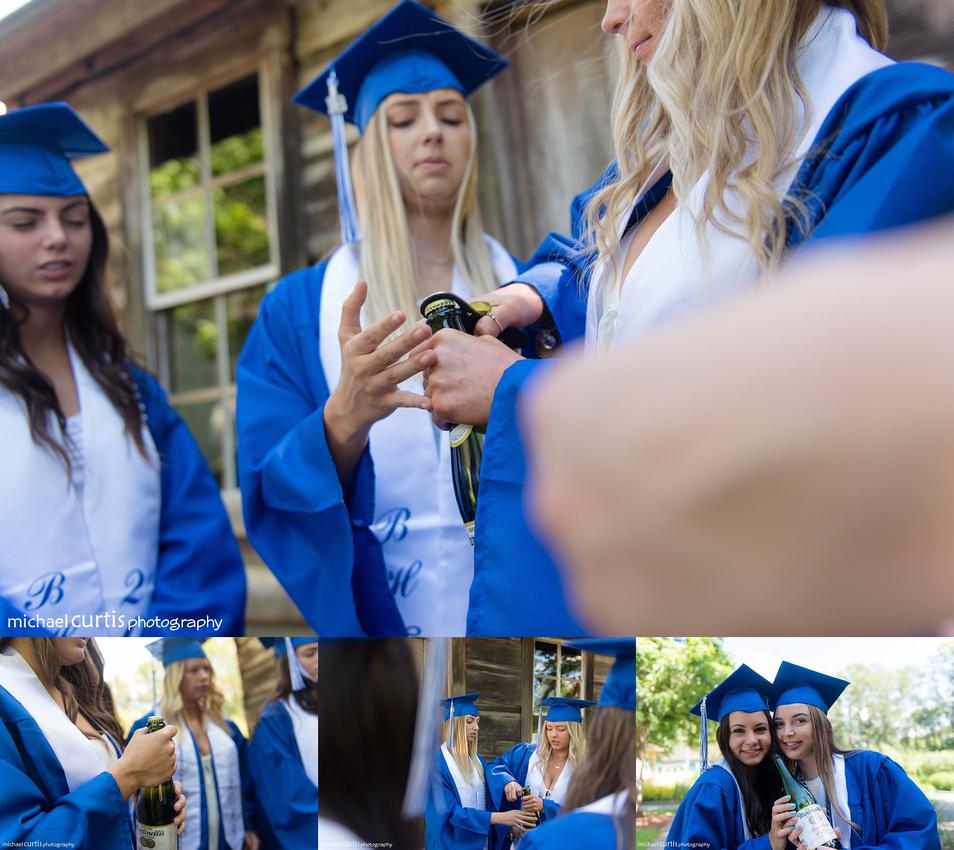 grads graduation graduates michael curtis photography senior pictures