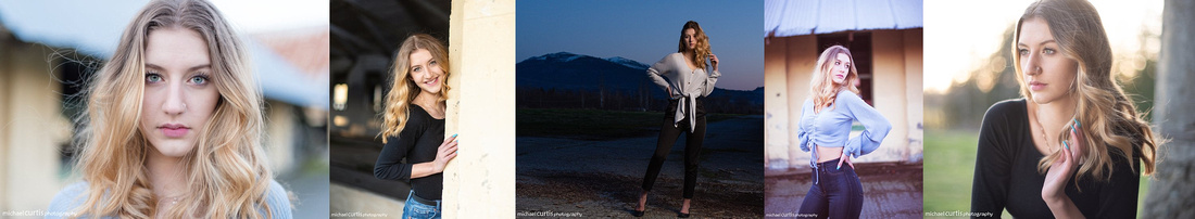 Sedro Woolley senior photo session by michael curtis photography