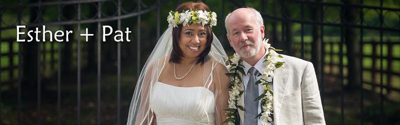 Brown Wedding - Arlington Wedding Photographer