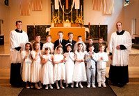 NAM First Communion - 2012