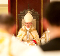 NAM Archbishop Mass - 2012