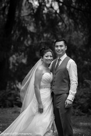 Helena Nguyen + Rich An  |  Wedding