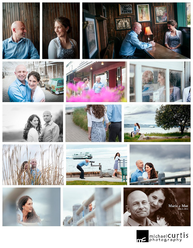 Michael Curtis Photography - Wedding Engagement Photographs