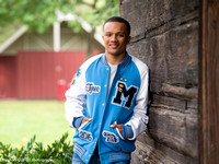 Tyree - Michael Curtis Photography - Senior