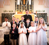 NAM First Communion 2011